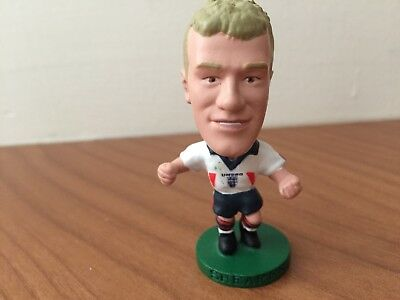 Vintage Corinthian Prostar football figure - Alan Shearer - England home kit