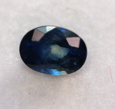 1,14 ct Saphir Naturel de Madagascar
