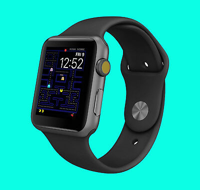 Apple watch LTE colored crown dot set of 8