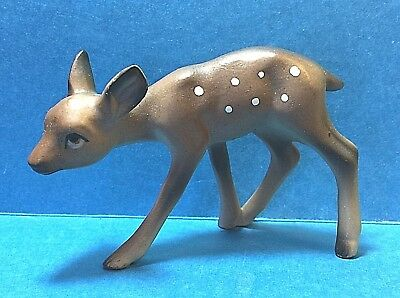 Vintage  Small Ceramic Fawn/ Doe/Deer Figurine /Figure #99