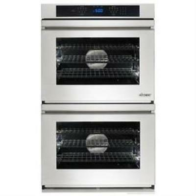 Dacor Renaissance 30 4 8 Cu Ft 6 Modes Double Ss Electric Wall Oven
