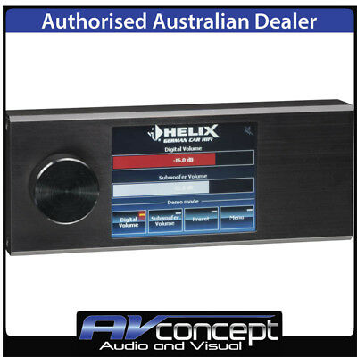Helix Director Remote Control with Touchscreen
