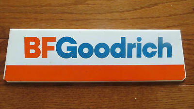 Vintage Metal Sign Automotive Store Display Advertising BF Goodrich Tires