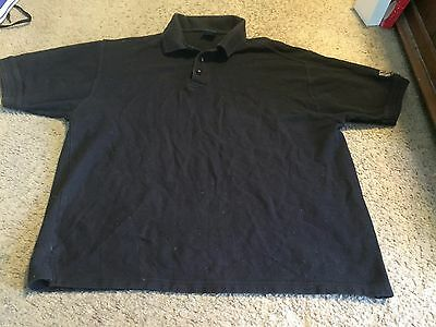 Nice men's size L Large Stylo Golf New York New York Las Vegas Casino shirt