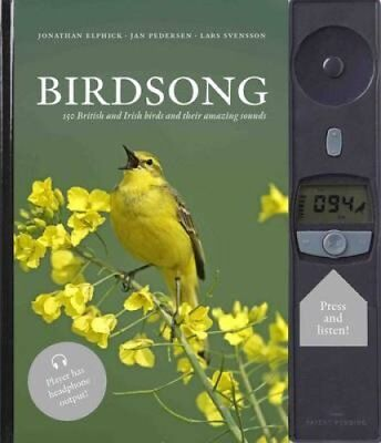 Birdsong by Jonathan Elphick 9781849496377 (Mixed media product, 2014)