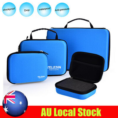 Camera Storage Carry Bag Case Box For Gopro Hero 5 4 3 Action Cameras Accessory