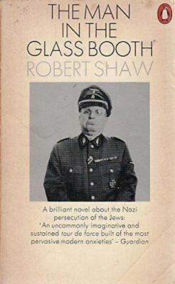 Man in the Glass Booth, The by Shaw, Robert Book The Fast Free Shipping