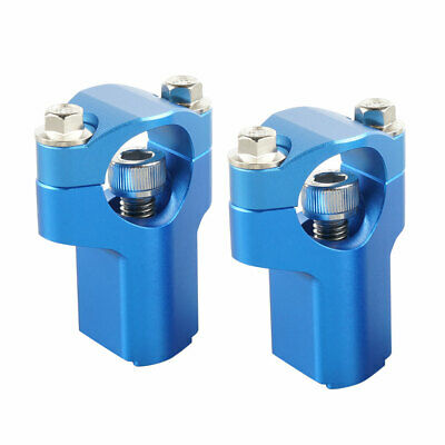 28mm CNC Handlebar Mounts Clamp Riser 52mm Height For Husqvarna TE 125/250/300