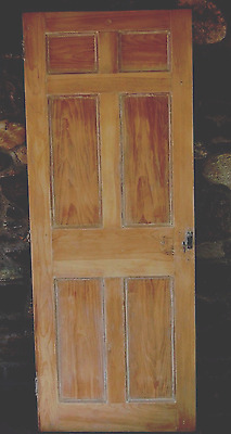 Antique House Door - 1800