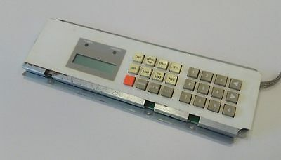 AGFA AccuSet control panel Bedienfeld Touch Panel