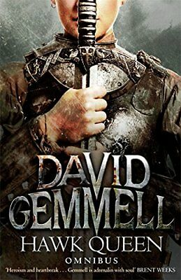 Hawk Queen: The Omnibus Edition, Gemmell, David, New condition, Book