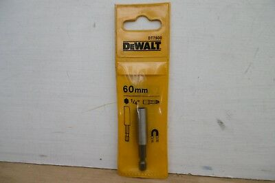 "Dewalt Dt7500 60Mm X 1/4"" Hex Magnetic Screwdriver Bit Holder"