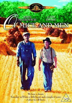 Of Mice and Men DVD (2003) Gary Sinise cert PG Expertly Refurbished Product
