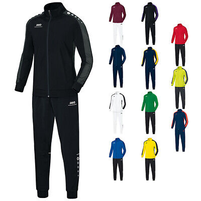 Jako Trainingsanzug Polyester Anzug Striker Sport Fitness Jogging Herren/Kinder