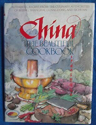 China: the beautiful cookbook by SINCLAIR, Kevin Book The Cheap Fast Free Post