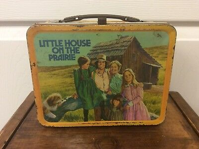 Vintage 1978 Little House On The Prairie Lunch Box No Thermos