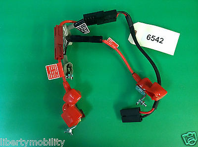 Battery Wiring Harness Invacare Pronto M51 Sure Step Power Wheelchair  #6542