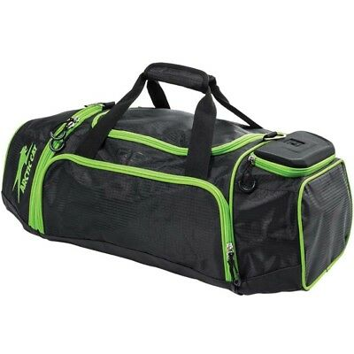 Arctic Cat Duffle OGIO Bag With Shoe Eyewear Compartments Black & Green 5282-905