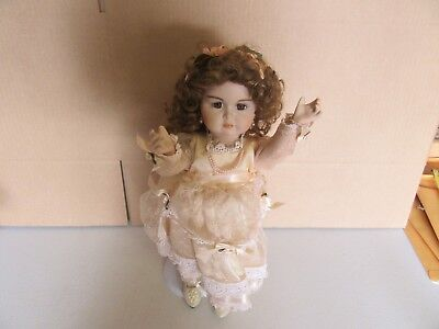 Marie Osmond Doll Signed and numbered Adorable!!
