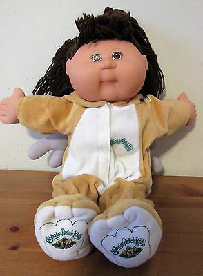 Cabbage Patch Kids  Girl In A Reindeer Costume Doll