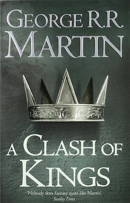 A Clash of Kings (Reissue) (A Song of Ice and Fire, Book 2) by Martin, George R.