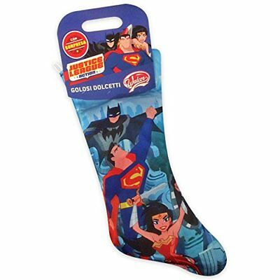 Calza Della Befana Justice League Superman Batman Walcor Con  Sorpresa