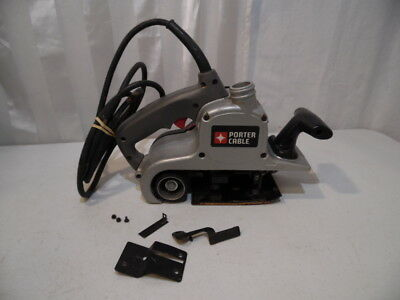 "Porter cable 352 VS Belt Sander 3""X21"" Variable Speed8 Amp For Parts Or Repair.."