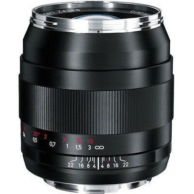 Zeiss Distagon T* 35mm f/2 ZE Lens for Canon EF Mount BRAND NEW