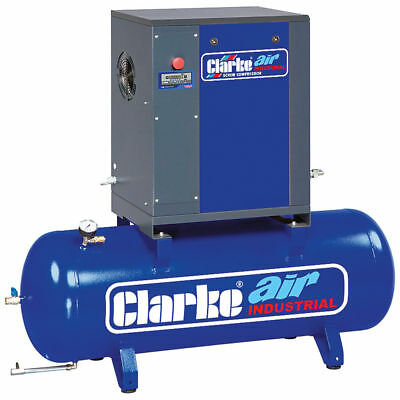 Clarke CXR15R 15HP Industrial Screw Compressor  (Ref: 2456580)