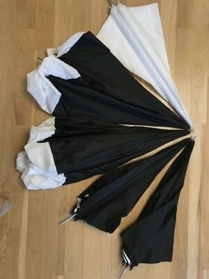 Photography Studio Umbrellas and Brolly Boxes LOT