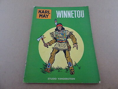 STRIP / KARL MAY 2: WINNETOU | 1ste druk