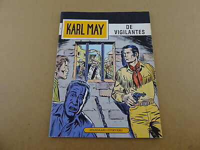 STRIP / KARL MAY 87: DE VIGILANTES | 1ste druk