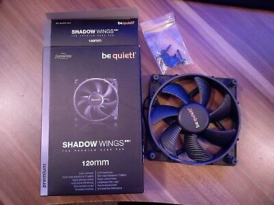 be quiet! Shadow Wings sw1 120mm PC Gehäuse Lüfter