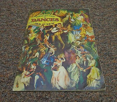 Vintage Phamplet  Treasure Chest Of Dances Old And New, Copyright 1937