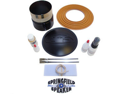 "Rockford Power 12"" HX2 RFR3112 Coil Replacement Kit - Dual 2 Ohm"