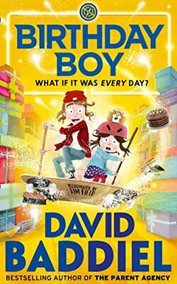 Birthday Boy by Baddiel, David Book The Cheap Fast Free Post