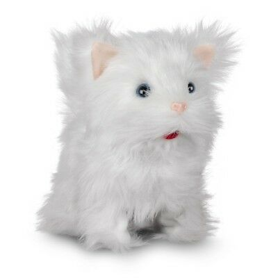 Tobar Animigos Walking & Talking CUTE KITTEN Toy Soft Cat Pet Kids Gift