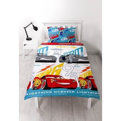 Parure de lit Cars Lightning Disney