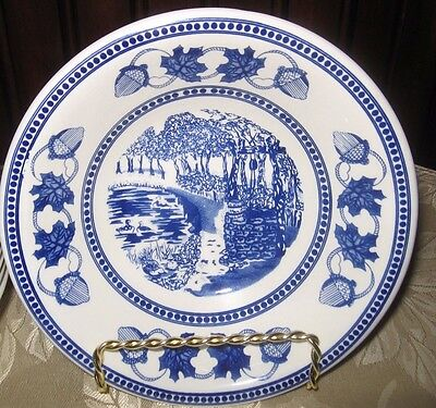 Vintage The American Victorian Collection Fine English Ironstone Bowl