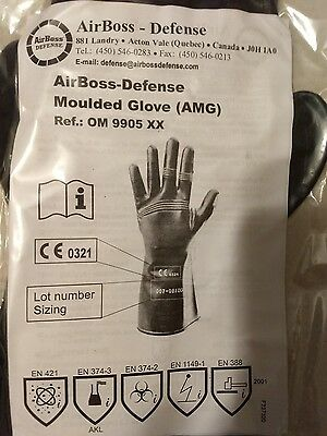 New AirBoss - Defense Moulded Glove  (AMG)