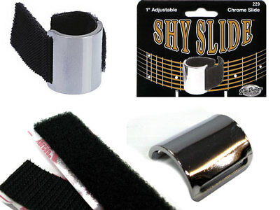 JIM DUNLOP SHY SLIDE Play Slide Notes & Fingered Notes Simultaneously