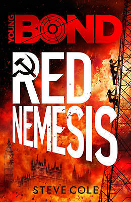 Red Nemesis by Steve Cole (Paperback, 2017)