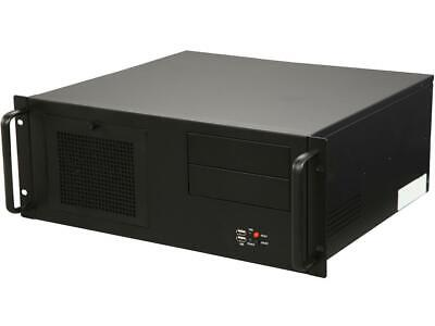 Rosewill RSV-R4100 - 4U Rackmount Server Case / Chassis - 8 Internal Bays, 2 Inc