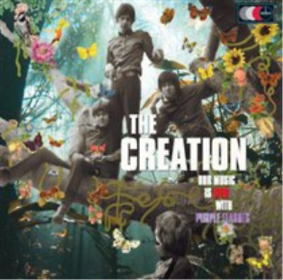 """The Creation-Our Music Is Red With Purple Flashes  Vinyl / 12"""" Album NEW"""