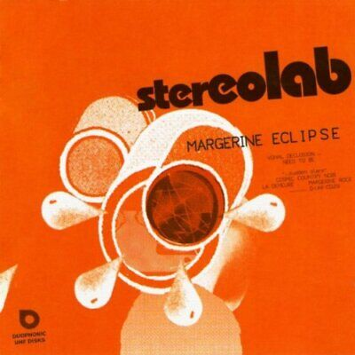 Stereolab - Margerine Eclipse - Stereolab CD RWVG The Fast Free Shipping