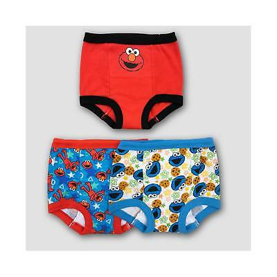 Toddler Boys' Disney® 3pk Elmo Training Pants