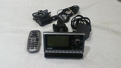 Sirius Radio SP4TK1C with 30 presets very rare!