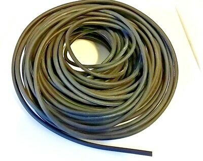 Plymouth 3/32 Rubber Climate Control Vacuum Hose Windshield Wiper Washer Pump