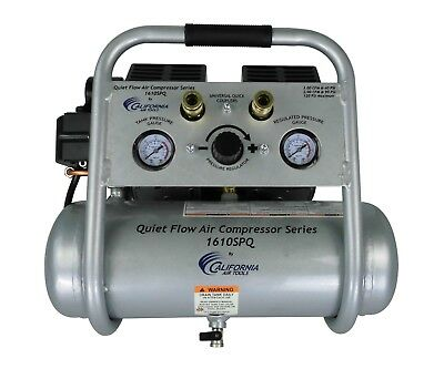 Quiet Flow 1610SPQ by CALIFORNIA AIR TOOLS
