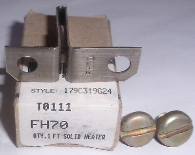 Eaton Cutler Hammer Thermal Overload Heater FH46 Westinghouse
